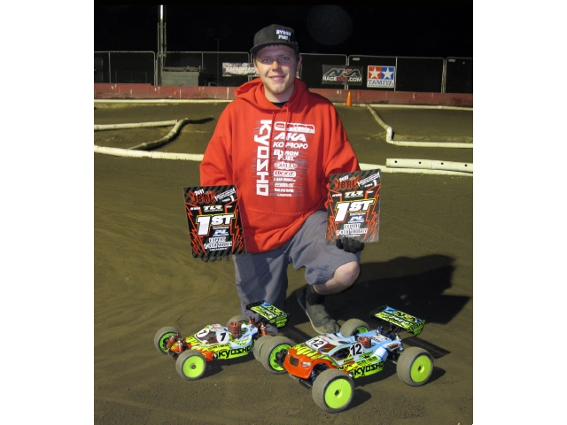 King Takes Double Win At JBRL Round 1