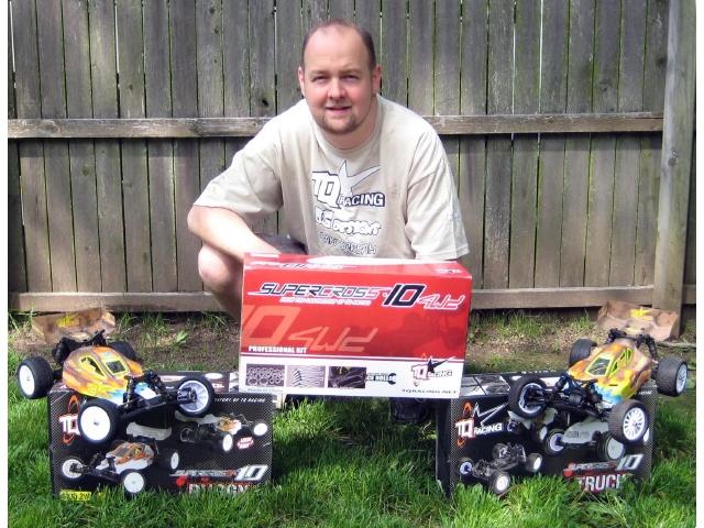 TQ Racing Hires Dave Graboski