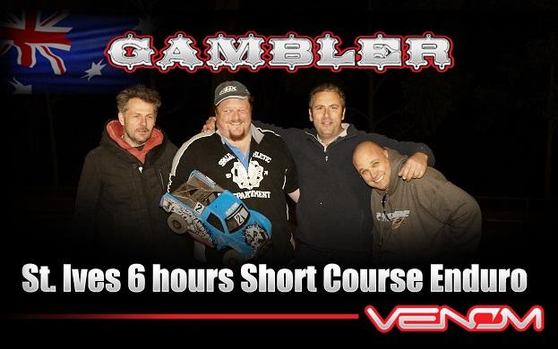 St. Ives 6 Hour Enduro: Venom Gambler Takes 1st Place
