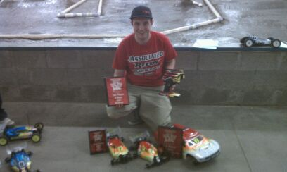 2011 Gold Cup: JConcepts Takes Three Classes
