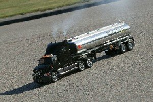 Are tractor trailer trucks going to be the next big craze?