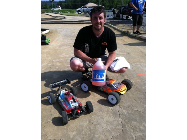 "LCRC ""The Big One"" Memorial Day Weekend Race: JConcepts Wins 1/8 Buggy And Truggy"