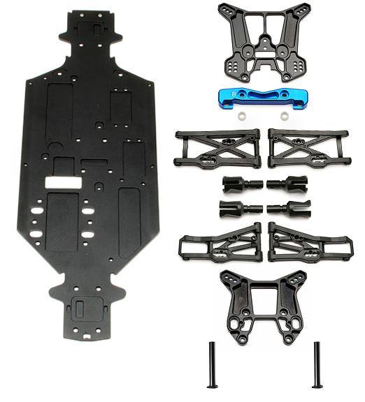 Team Associated RC8B Upgrade Parts