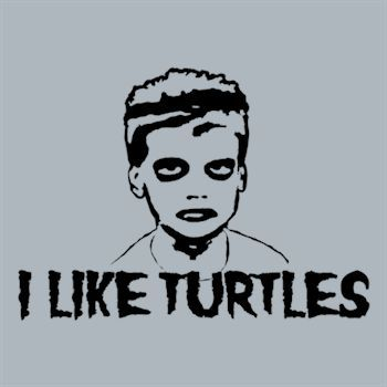 I like turtles!