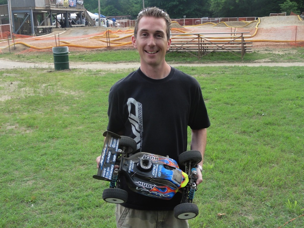 RC Pro Series: Josh Wheeler TQs And Takes Win In Pro Truggy And Buggy