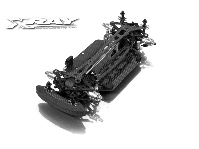 XRAY M18 PRO LiPo Graphite Sets