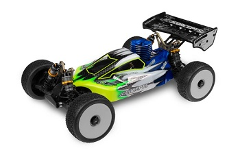JConcepts Durango DNX408 Hi-Flow Body