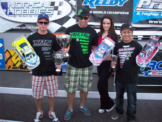 Reedy Race of Champions: Thunder Power RC Wins 2011 International Invitational Class