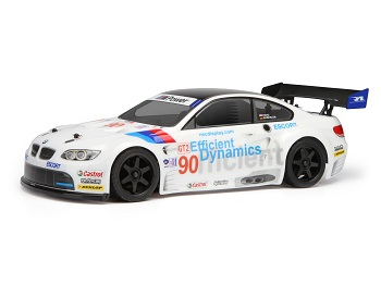 HPI Updates The RTR Nitro RS4 3 Evo+