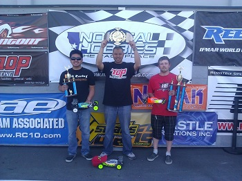 Nor-Cal Hobbies 2011 Off-Road Championships: Tekin Take Wins In 2WD Stock Buggy, Pro4 SC, And 1/8th Electric Buggy