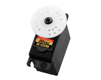 Good Things Come In Small Packages: Hitec's New Coreless, Premium Mini Servos