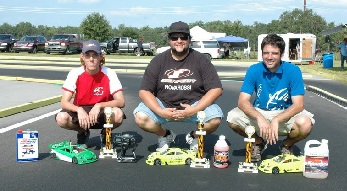 Region 4 Championships: Paolo Morganti Wins With Serpent 733