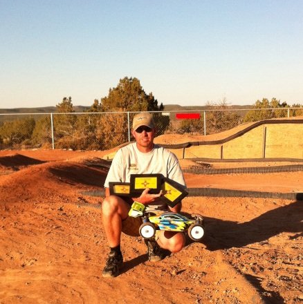 New Mexico State Points Series: Caster Team Driver Mike Freund Wins