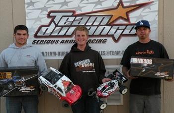 ARC Raceway Spring Shootout: Durango Wins Expert SC 4WD Class