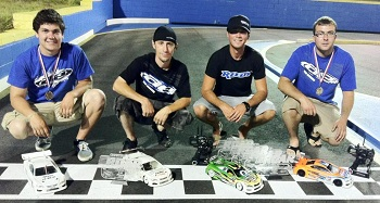 ROAR Region 2 Championships: Team Associated's Keven Hebert And Jeff Cuffs Win