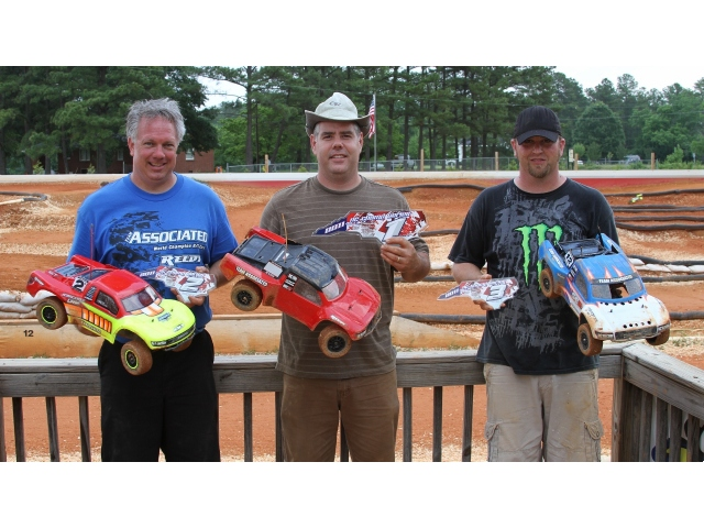 Round 3 Of The NC Champ Series: JConcepts Takes Top 3 In Short Course A Main