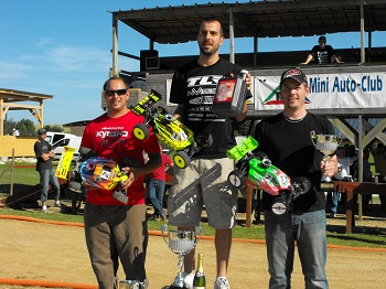 French Nationals 4th Round: TLR And Yannick Aigoin Win Again