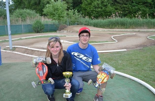 2nd Annual Swiss Championship At Dielsdorf: Pro-Line Wins 2WD Mod Buggy