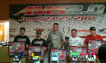 Alabama Manufacturer's Shootout: Tekin Wins In Pro 4 SC And Electric Truggy