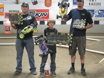 ROAR Region 10 1/8 Buggy Championships: Tanner Stees Wins