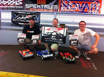 Short Course Showdown Round 2: JConcepts Wins Stock Class, 2nd In Both Modified Classes
