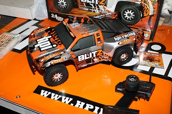 New Product: HPI RTR Blitz With Waterproof Electronics, 2.4ghz Radio System, And More