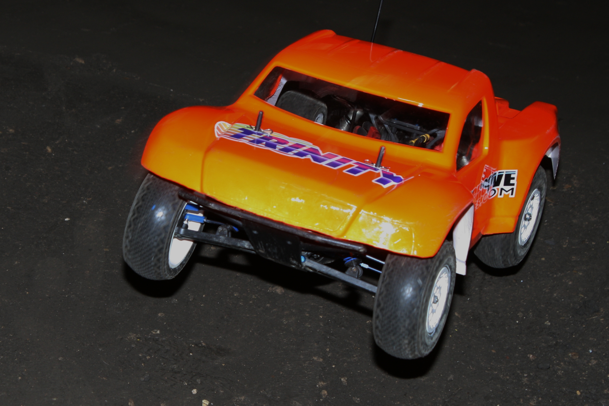 Day 1 Wrap-up Of The 2nd Round of The 2011 Short Course Showdown Nationwide Series