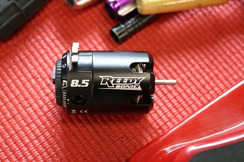 New Product: Reedy Sonic Competition 1/10 Brushless Motors