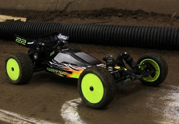 Losi RTR 1/10 22 2WD Buggy