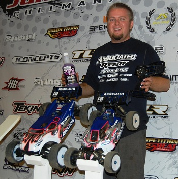 Alabama Manufacturer's Shootout: Ryan Maifield Wins Pro Buggy And Truggy