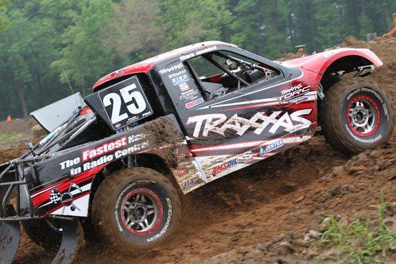 2011 TORC Series Season Kickoff, Traxxas Podiums