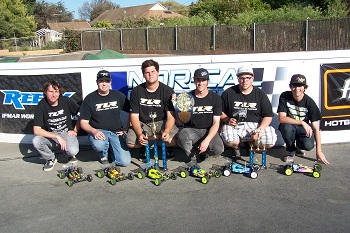 Nor-Cal Hobbies 2011 Off-Road Championships: TLR Wins Pro2 And Pro4 SC, 2WD And 4WD Mod Buggy