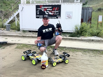 Canadian Off-road Championship Series Round 1: TLR Wins