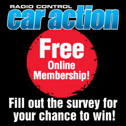 RC Car Action Reader Survey