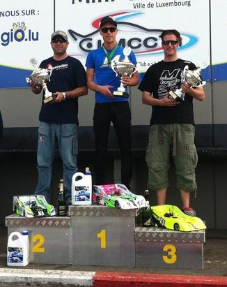 EFRA GP: Robert Pietsch Wins With Contact Tyres