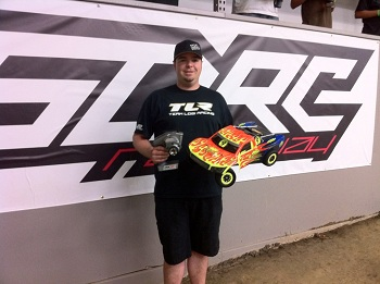 SDRC Grand Opening Race: TLR's Frank Root Wins Pro 2 Short Course