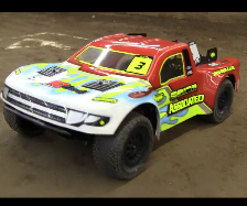 Ryan Cavalieri's Team Associated SC10 4×4