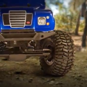 Venom Safari Rock Crawler [VIDEO]