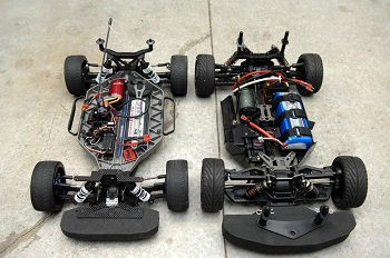 ST Racing Concepts GT-8/Rally Cross Conversion Kit For The Traxxas Slash 4×4
