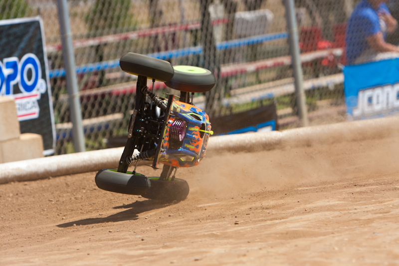 ROAR 1/8-Scale Fuel Off-road Nationals, Day 2