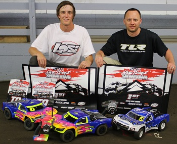 2011 Short Course Showdown: TLR Wins Both Mod SC Classes And Stock SC