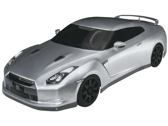 Thunder Tiger Tomahawk VX RTR With Nissan GT-R Body