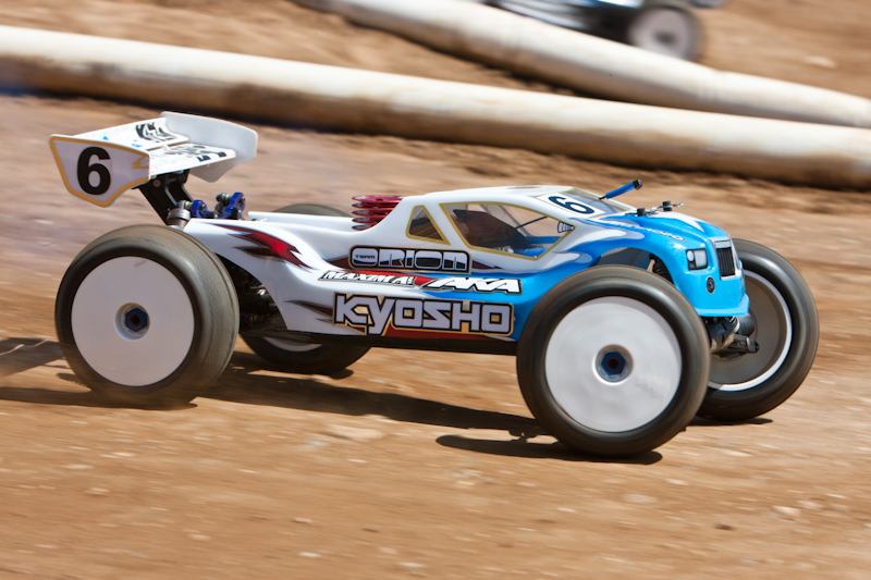 Kyosho's Jared Tebo dominates the ROAR Fuel Nats w/a double TQ.
