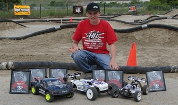 Alberta RC Pro Series Round 2: Tessman TQs And Wins 3 Classes