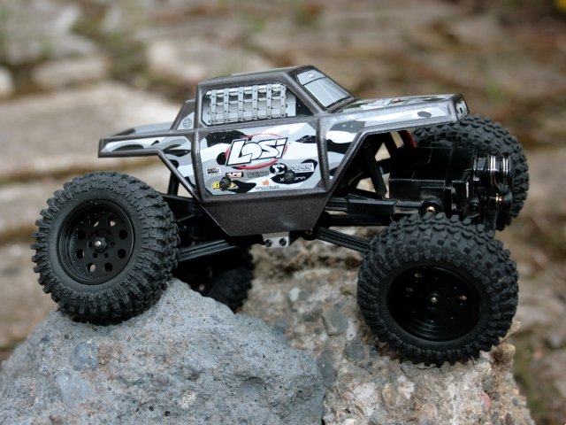 LD Racing Products 8Trax Micro Crawler Wheels For Losi Micro Crawler And Micro Trail Trekker