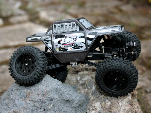 LD Racing Products 8Trax Micro Crawler Wheels For Losi Micro Crawler And Micro Trail Trekker
