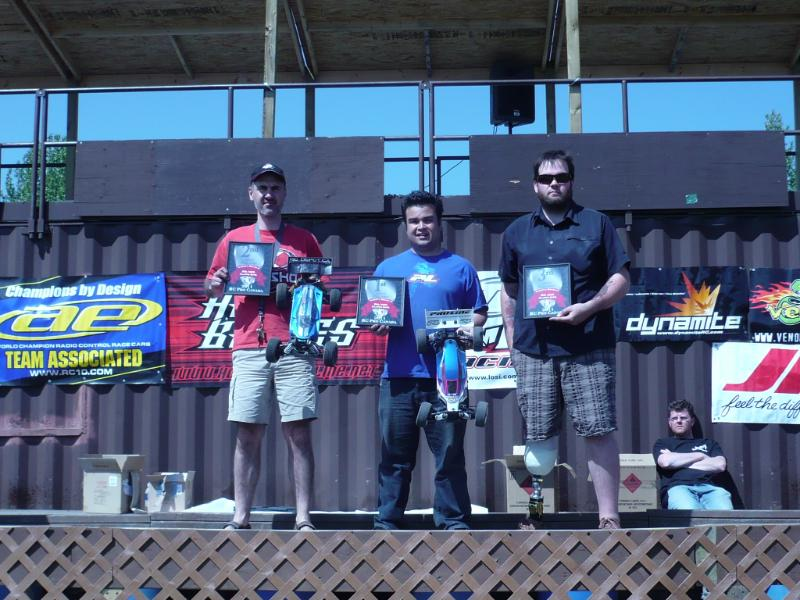 Alberta RC Pro Series: Wayne Mah Wins Expert Nitro Buggy, Nitro Truggy, And 1/8 Electric Buggy