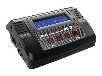 Hitec X1 AC Plus Battery Charger