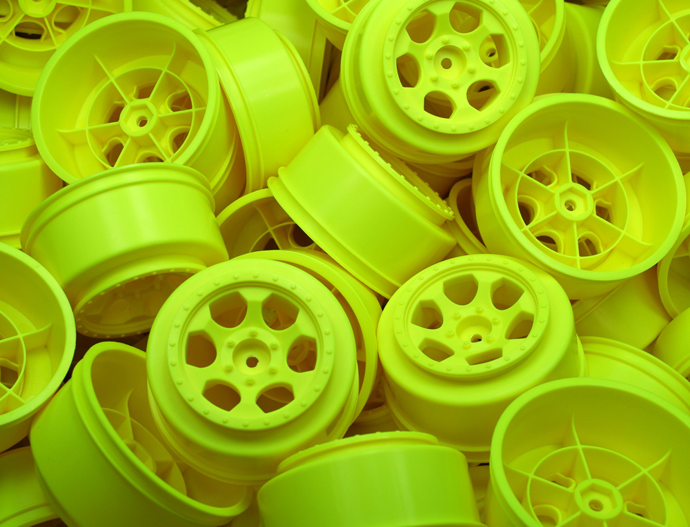 "DE Racing ""Trinidad"" SC Wheels Now Available In Fluorescent Yellow"