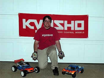 McCullough's Summer Classic: Kyosho Sweeps